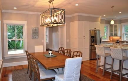 Oak Bluffs Martha's Vineyard vacation rental - Open dining area to kitchen