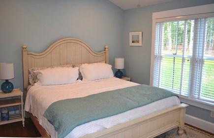 Oak Bluffs Martha's Vineyard vacation rental - King master bedroom first floor