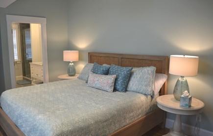 Oak Bluffs Martha's Vineyard vacation rental - King master bedroom second floor