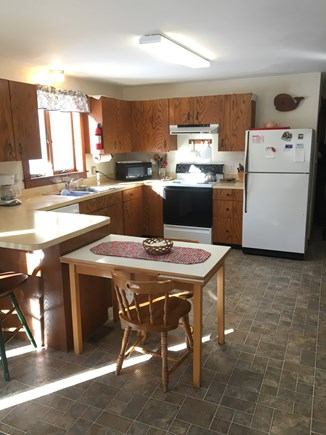 Katama Edgartown  Martha's Vineyard vacation rental - Fully equipped Kitchen