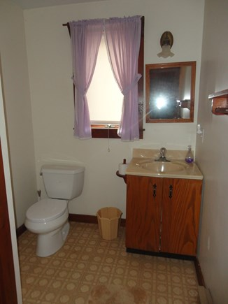 Katama Edgartown  Martha's Vineyard vacation rental - Upstairs bathroom with shower