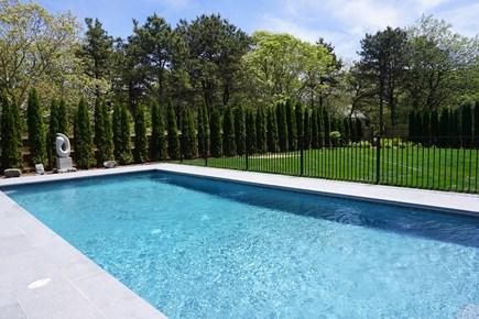 Katama - Edgartown, Edgartown Martha's Vineyard vacation rental - 18'x38' heated in ground pool
