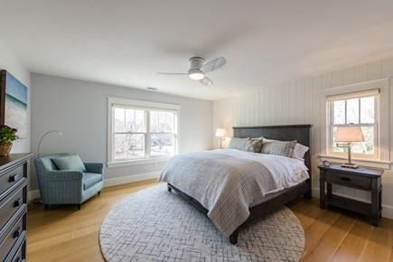 Katama - Edgartown, Edgartown Martha's Vineyard vacation rental - Two second floor en suite king bedrooms: 4K def TV