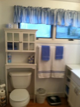 Vineyard Haven   Martha's Vineyard vacation rental - Bathroom off master bedroom  not shown second bathroom w/shower