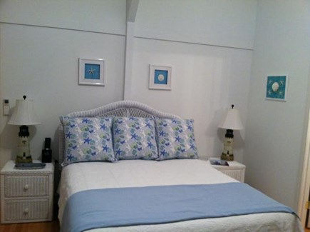 Vineyard Haven   Martha's Vineyard vacation rental - Master Bedroom with queen and attached bath with tub shower