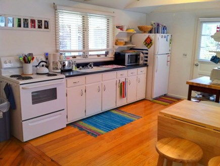 Vineyard Haven   Martha's Vineyard vacation rental - Kitchen  washer dryer in closet off kitchen