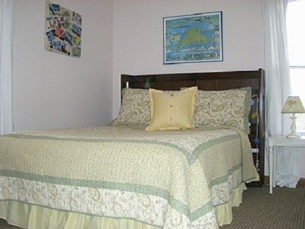 Katama - Edgartown, Katama  Martha's Vineyard vacation rental - Master bedroom with queen bed
