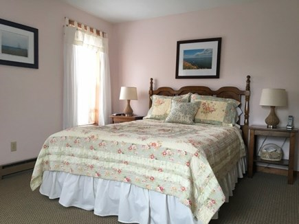 Katama - Edgartown, Katama  Martha's Vineyard vacation rental - Master bedroom with queen bed downstairs