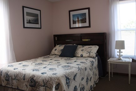 Katama - Edgartown, Katama  Martha's Vineyard vacation rental - Upstairs double bed bedroom