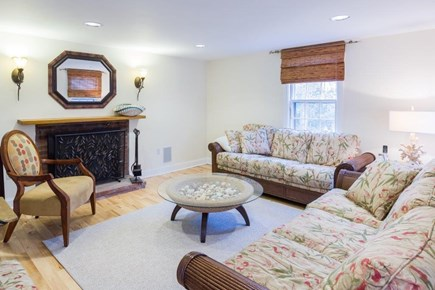 Vineyard Haven Martha's Vineyard vacation rental - Living Room with TV