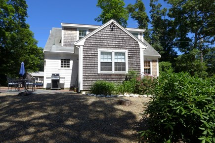 Vineyard Haven Martha's Vineyard vacation rental - Side view