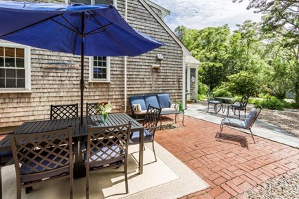Vineyard Haven Martha's Vineyard vacation rental - Patio