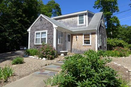 Vineyard Haven, Martha's Vineyard Martha's Vineyard vacation rental - Entry Side of Home
