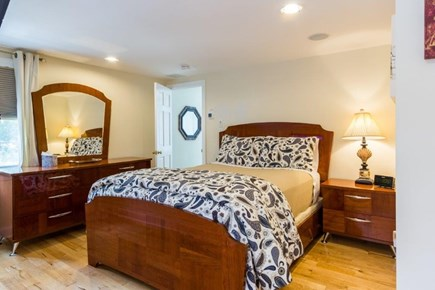 Vineyard Haven Martha's Vineyard vacation rental - 2nd Floor bedroom with cable TV