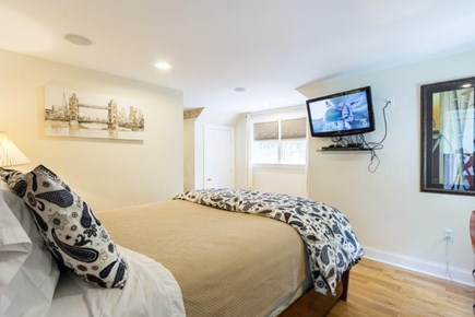 Vineyard Haven Martha's Vineyard vacation rental - 2nd Level bedroom with cable TV