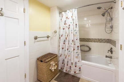 Vineyard Haven Martha's Vineyard vacation rental - Shared 2nd Level Bath with tub and shower