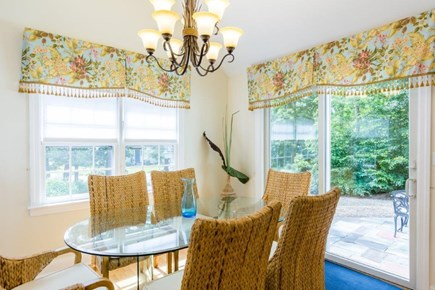 Vineyard Haven Martha's Vineyard vacation rental - Dining Area