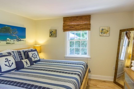 Vineyard Haven Martha's Vineyard vacation rental - 1st Floor Bedroom with TV with fire stick and DVD