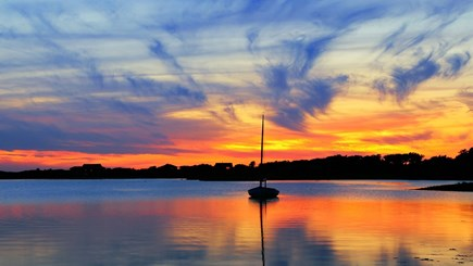 Vineyard Haven, Martha's Vineyard Martha's Vineyard vacation rental - Amazing sunset