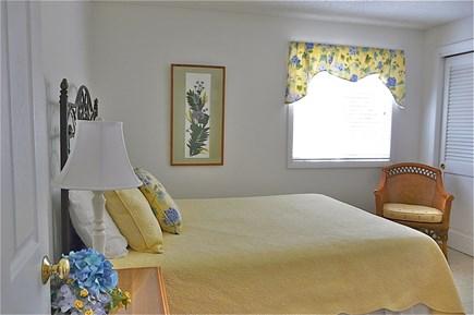 Chappaquiddick Martha's Vineyard vacation rental - Queen Bedroom