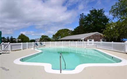 Vineyard Haven Martha's Vineyard vacation rental - Association Pool