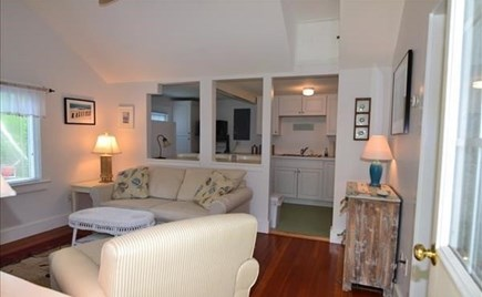 Vineyard Haven Martha's Vineyard vacation rental - Living room 2nd view
