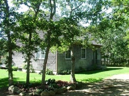 Edgartown Martha's Vineyard vacation rental - Shingled Cape home  more space inside than appears