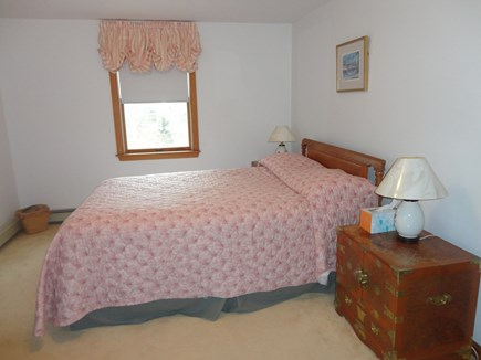 Edgartown Martha's Vineyard vacation rental - Upstairs master bedroom with queen size bed