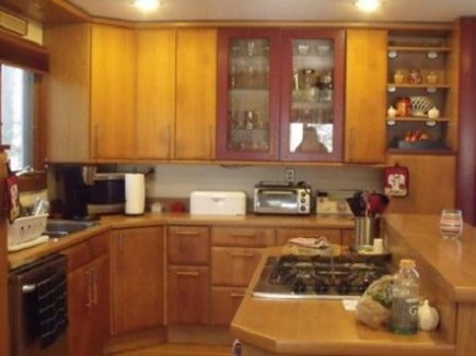 Edgartown  Ferry tix for most  Martha's Vineyard vacation rental - Fully equipped kitchen