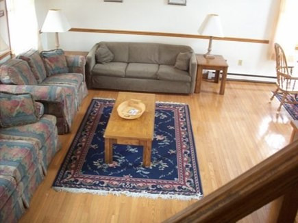 Edgartown Katama, JULY SALE $2 Martha's Vineyard vacation rental - Living room with 3 sofas!
