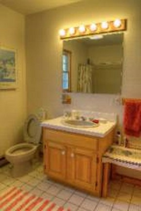 Edgartown, Katama Martha's Vineyard vacation rental - Bathroom Two