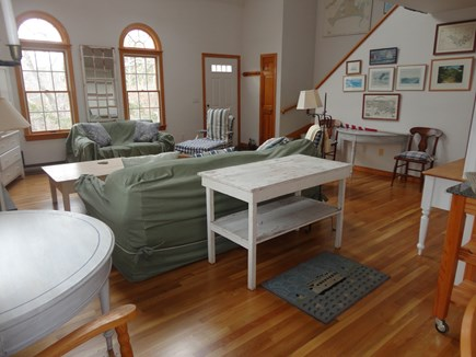 Edgartown, Katama Martha's Vineyard vacation rental - Living room