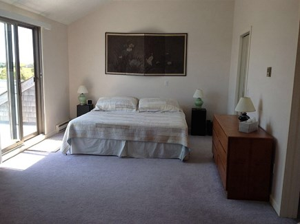 Katama - Edgartown Martha's Vineyard vacation rental - Master Bedroom on 3rd floor - King