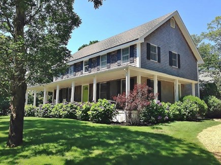 oak bluffs Martha's Vineyard vacation rental - In Full bloom