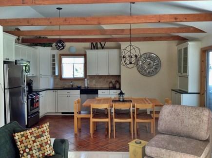 Katama - Edgartown Martha's Vineyard vacation rental - Stainless steel appliances and granite countertops