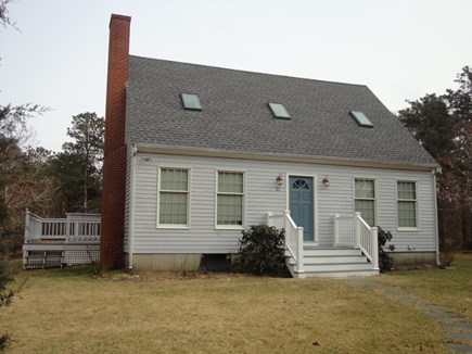 Katama Edgartown   Martha's Vineyard vacation rental - Front view
