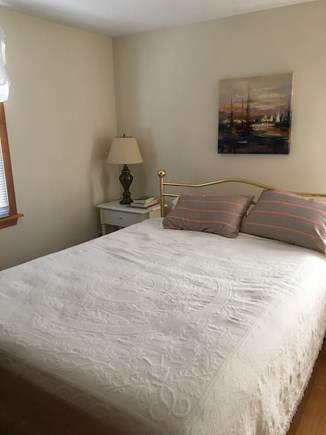 Katama Edgartown   Martha's Vineyard vacation rental - Upstairs bedroom with queen size bed