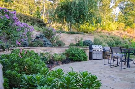 Oak Bluffs Martha's Vineyard vacation rental - Garden Master Patio