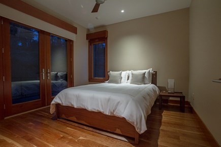 Oak Bluffs Martha's Vineyard vacation rental - Suite 1: Bedroom 1