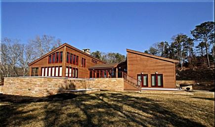 Oak Bluffs Martha's Vineyard vacation rental - View from Driveway