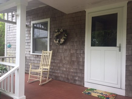 Oak Bluffs Martha's Vineyard vacation rental - Enjoy the porch on one of the rocking chairs..
