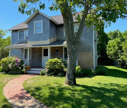Oak Bluffs Martha's Vineyard vacation rental - We love our home away from home
