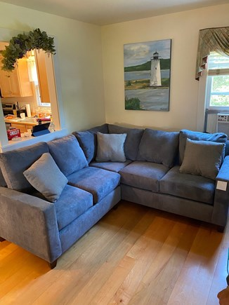 Oak Bluffs Martha's Vineyard vacation rental - Living room and very comfortable couch