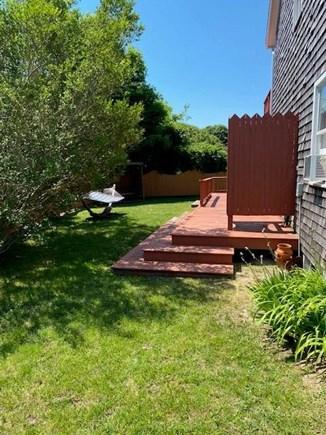 Oak Bluffs Martha's Vineyard vacation rental - Walk to Outside Shower and Hammock