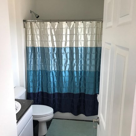 Chilmark Martha's Vineyard vacation rental - Master bathroom