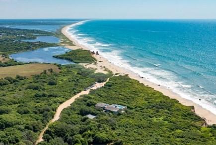 Chilmark Martha's Vineyard vacation rental - Lucy Vincent beach