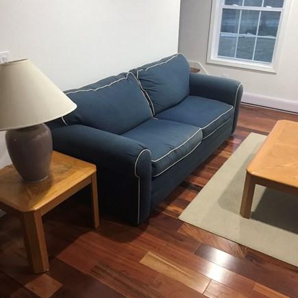 Chilmark Martha's Vineyard vacation rental - Second living room