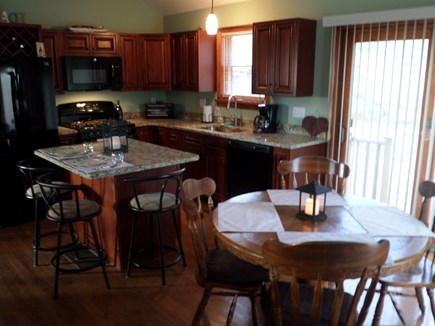 Aquinnah Martha's Vineyard vacation rental - All the comforts of home kitchen.