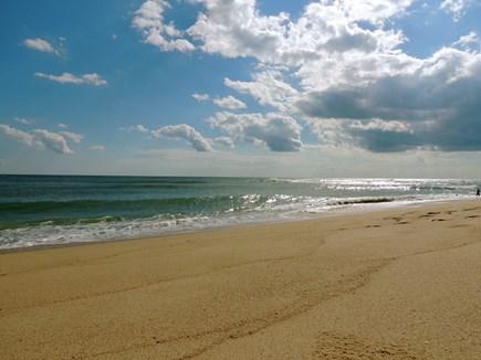 Edgartown Martha's Vineyard vacation rental - Our Favorite beach closest to houseLong Point South Beach