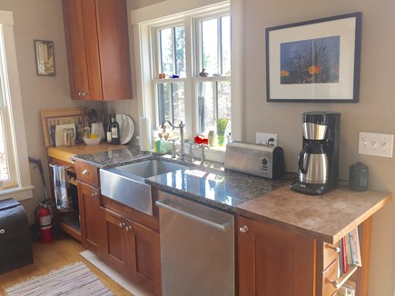 Edgartown Martha's Vineyard vacation rental - Very well equipped kitchen.  We live to cook!